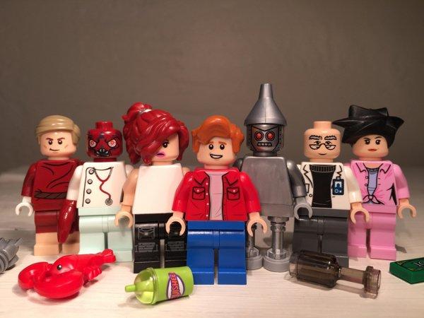 LEGO World (30 pics)