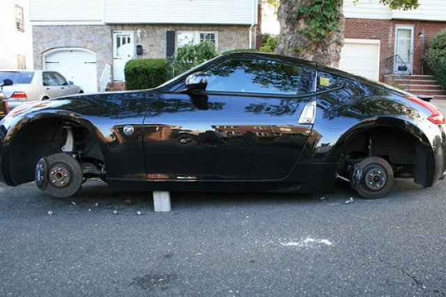 Cars Without Wheels (23 pics)