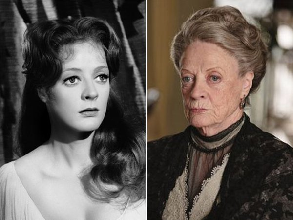 Famous Actors And Actresses: Then And Now (20 pics)