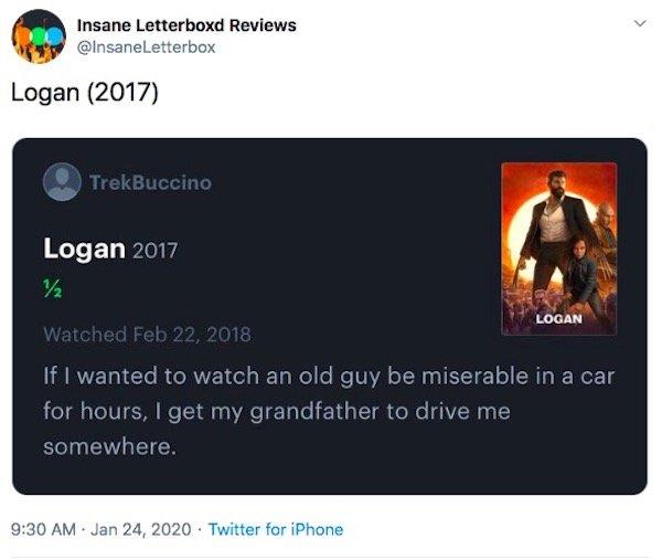 Insane Movie Reviews (40 pics)