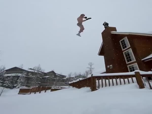 Dive Into The Snow