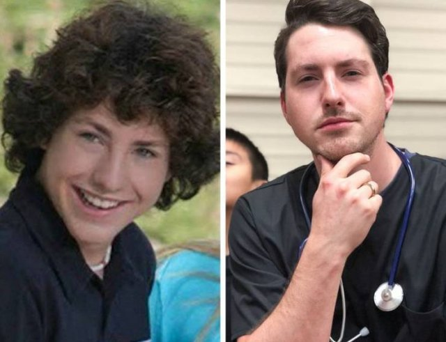 Disney And Nickelodeon Show Cast: Then And Now (32 pics)