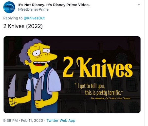 """Knives Out"" Suggestions Sequel's Title (28 pics)"