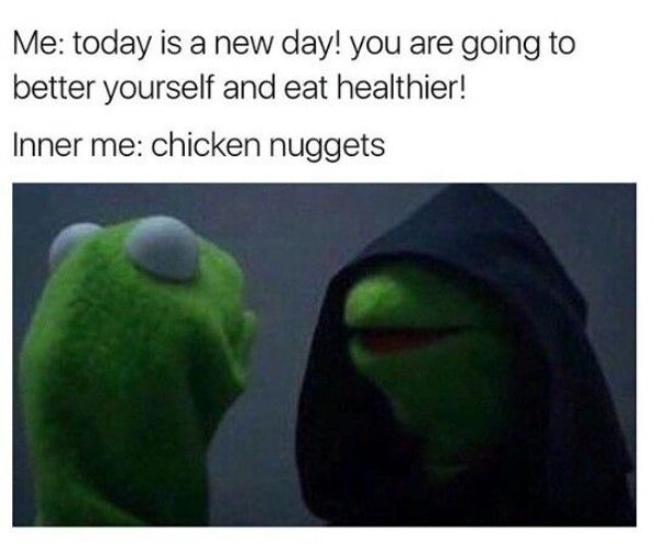 Chicken Nuggets Memes (36 pics)