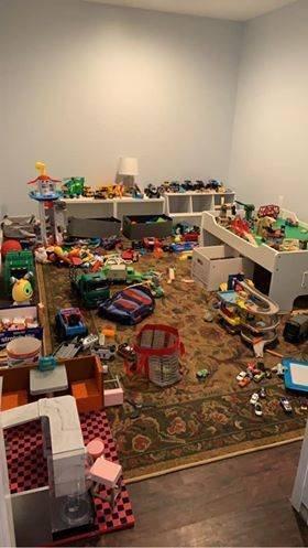 Kim Kardashian Kids Playroom (11 pics)