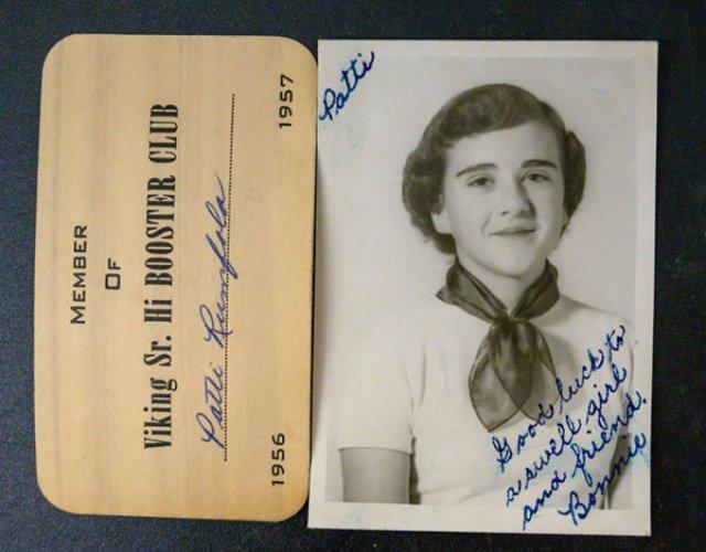 School Treasure: Lost Bag From The 50s (41 pics)
