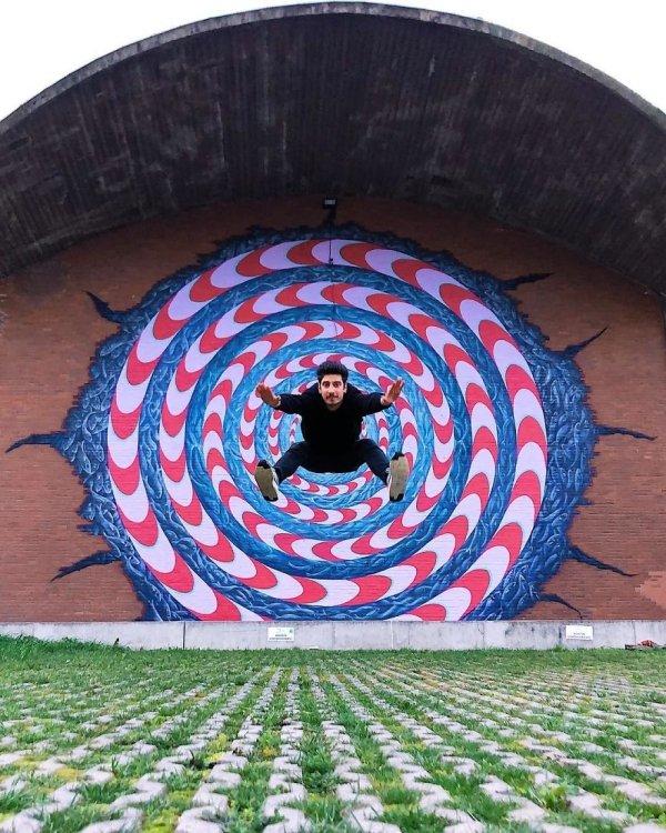 Amazing Optical Illusions By Tiago Silva (30 pics)