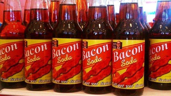 Weird Soda Flavors (24 pics)