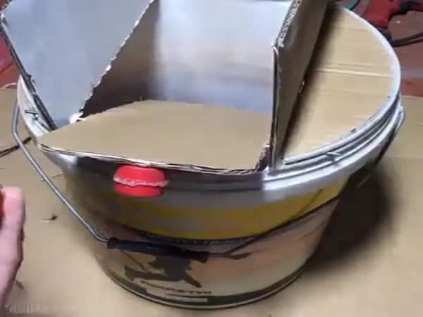 DIY Rat Trap