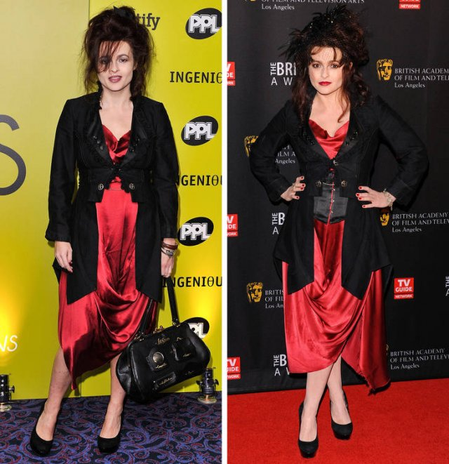 Conscious Consumption: Celebs Who Wear Red Carpet Dresses Few Times (19 pics)