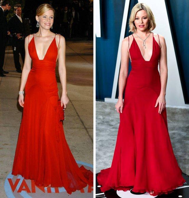 Conscious Consumption: Celebs Who Wear Red Carpet Dresses Few Times (19 pics)