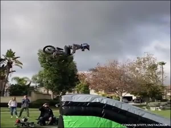 It Was An Impressive Jump