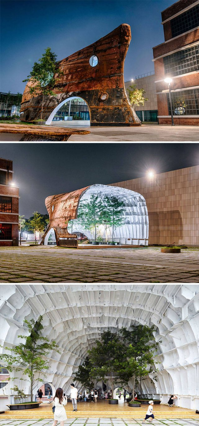 These Buildings Now Serve Other Purposes (40 pics)
