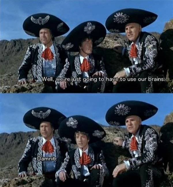 Three Amigos Humor (23 pics)
