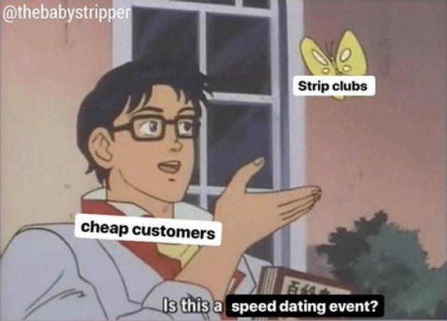 Stripper Memes (19 pics)