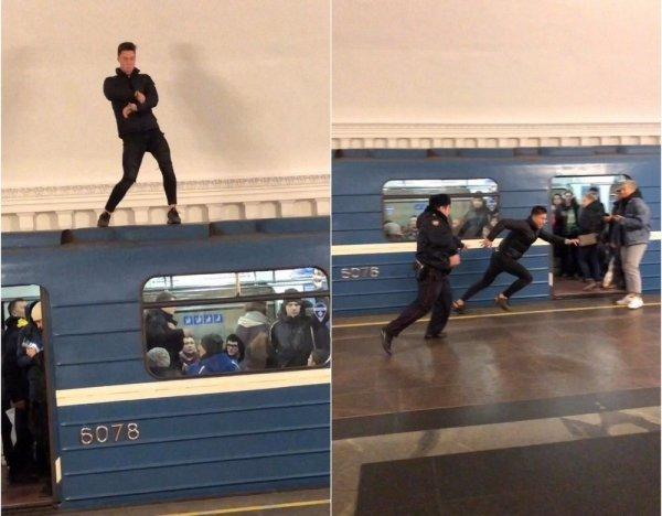 Strange Subway Passengers (45 pics)