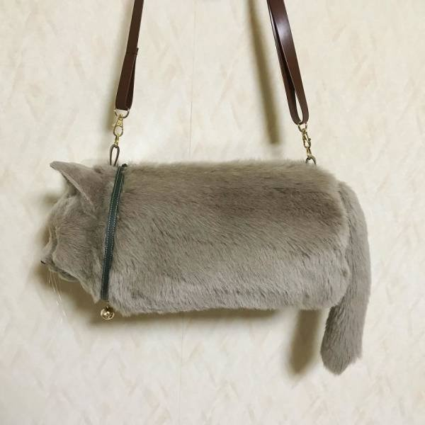 Cat Bags By Pico Miho (44 pics)