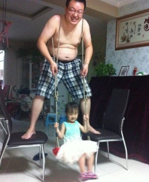 Living With Children (22 pics)
