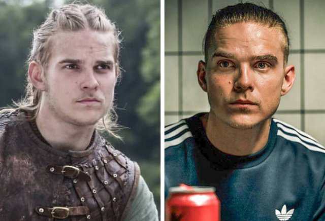 Vikings Series: Actors And Actresses In Real Life (15 pics)