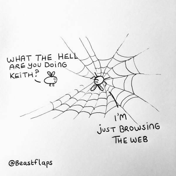 Funny Doodles (24 pics)