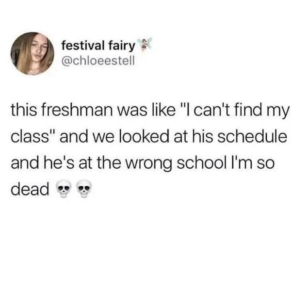 College Tweets (21 pics)