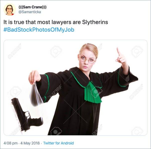 #BadStockPhotosOfMyJob Tweets (21 pics)