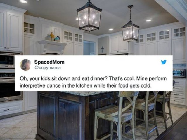 Living With Children (25 pics)