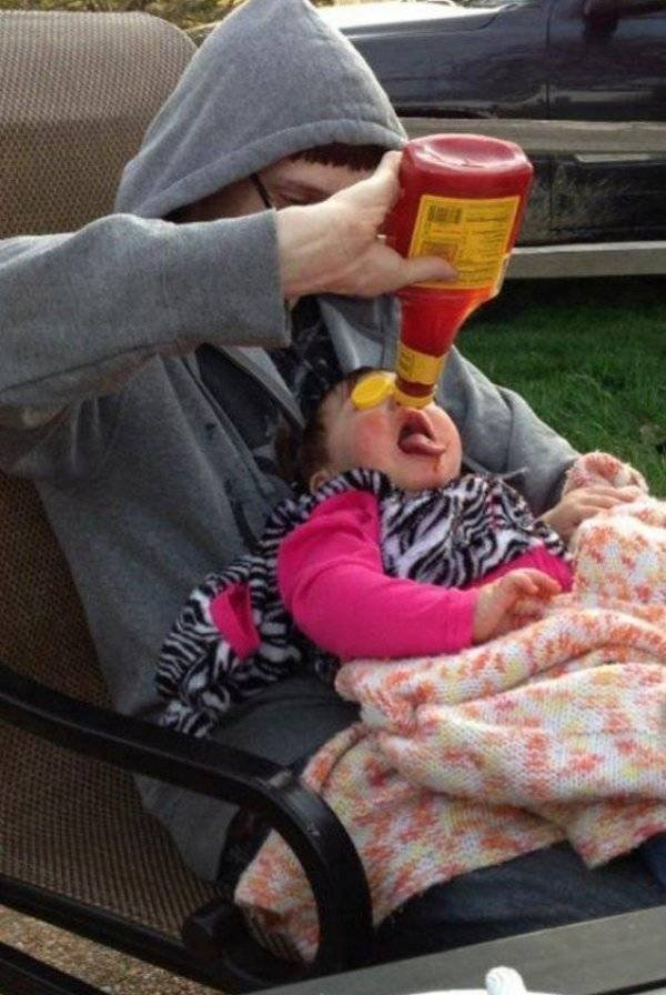 Dads Will Be Dads (28 pics)