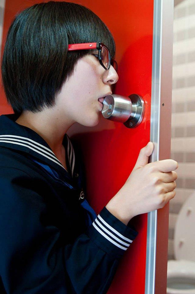 Japanese Doorknobs (20 pics)