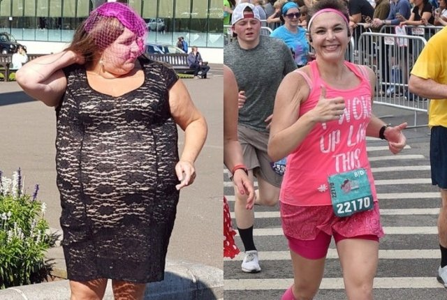 Then And Now: Incredible Weight Loss (25 pics)