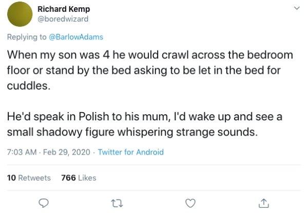 Kids Say Creepy Things (18 pics)