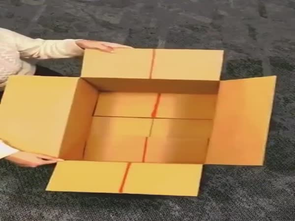 If A Box Does Not Quite Fit, You May Be Able To Reconstruct It