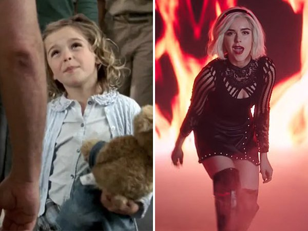 Then And Now: Child Actors In Their Very First Roles (20 pics)