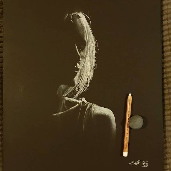 Pencil Drawings By Zulf (19 pics)