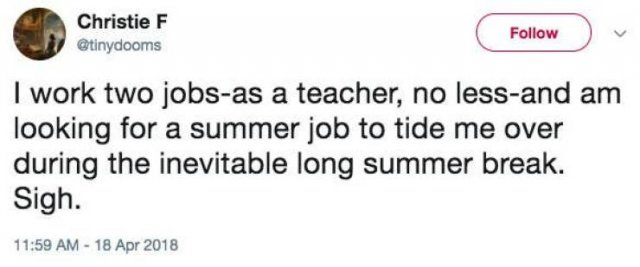 The Real Truth About Teachers (17 pics)
