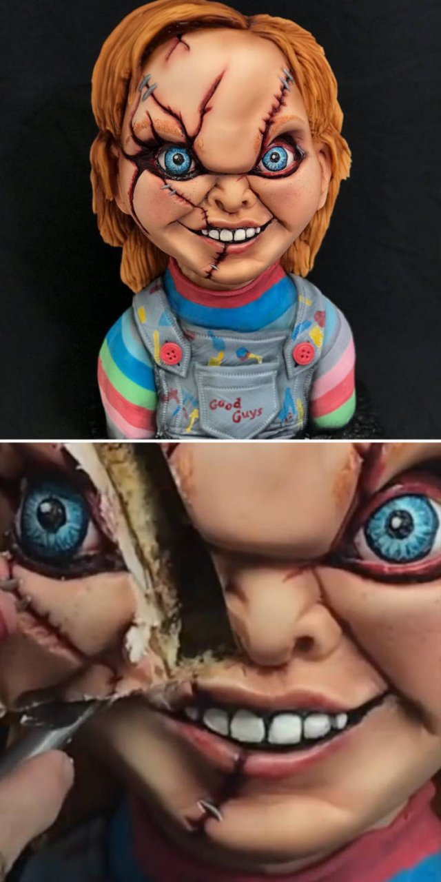 Amazing Cakes By Ben Cullen (69 pics)