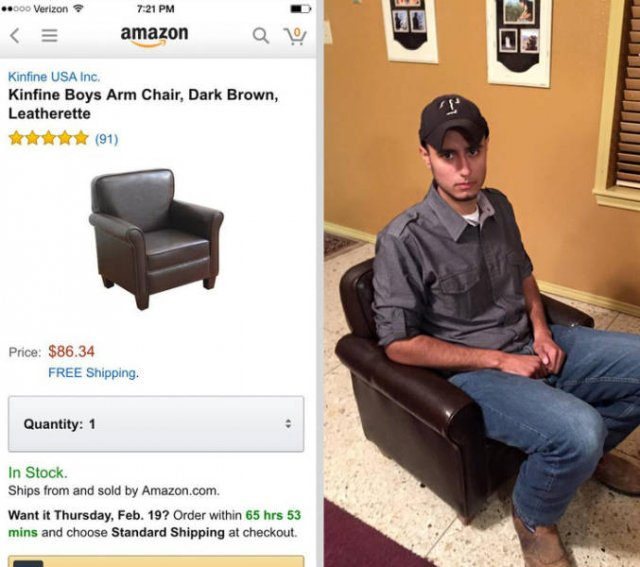 Online Shopping Gone Wrong (30 pics)