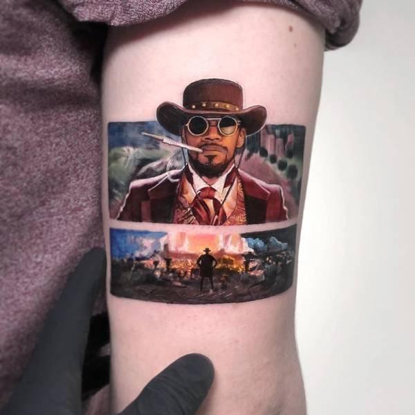 Tattoos By Eden Kozokaro (30 pics)