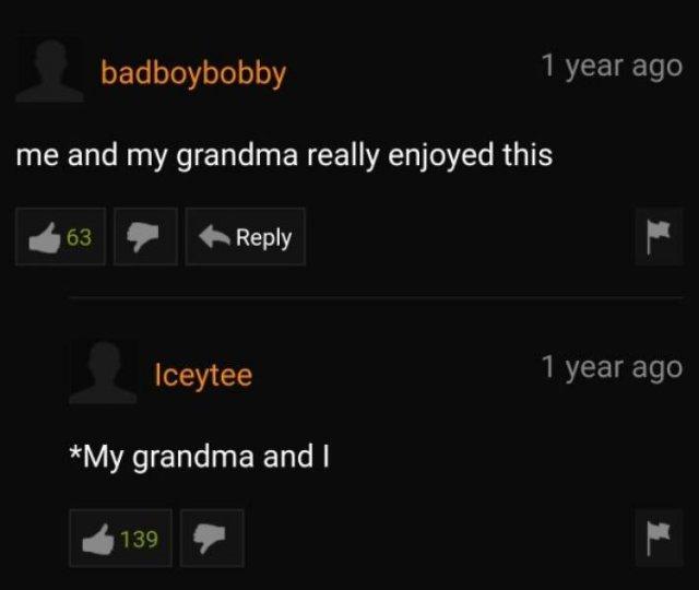 Pornhub Comments (31 pics)