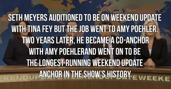 SNL Facts (21 pics)