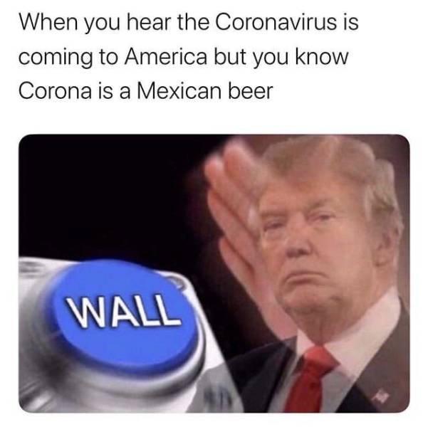 Coronavirus Memes (27 pics)