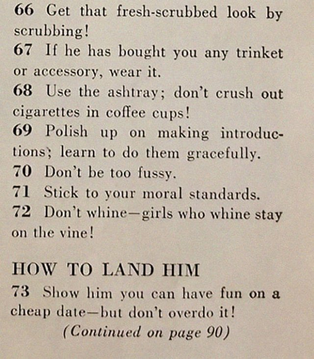 1958 McCall's Magazine: How To Get A Husband (18 pics)