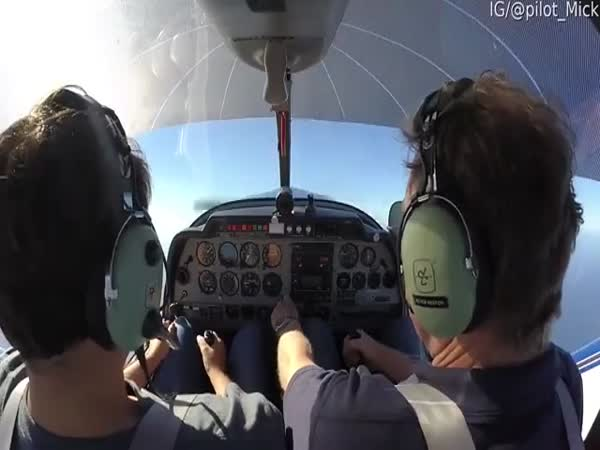 Pulling Out Of A Spin Like A Boss