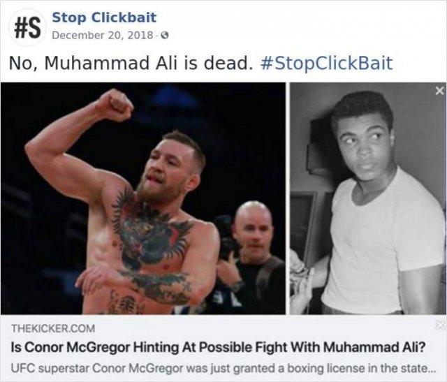 #StopClickBait Tweets (29 pics)