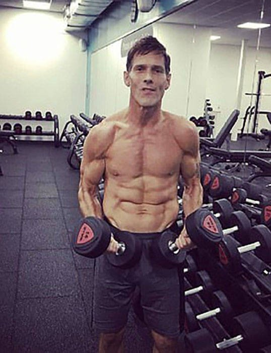 This Man Is 56 Years Old (18 pics)