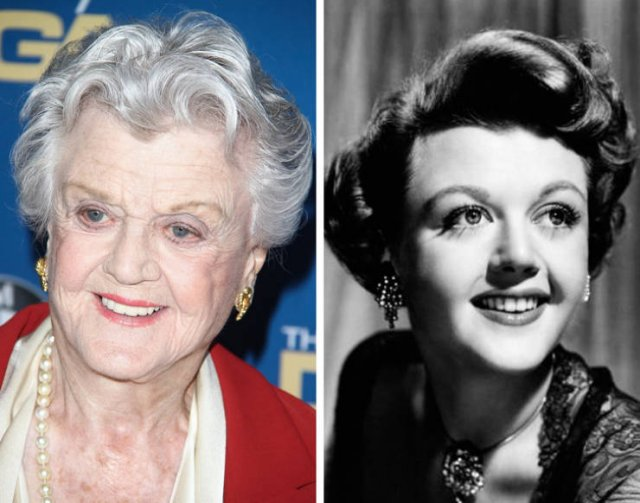 Then And Now: Famous Actresses (20 pics)