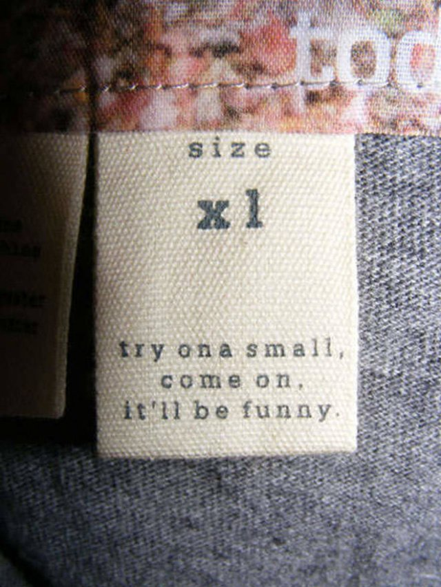Funny Clothing Labels (21 pics)