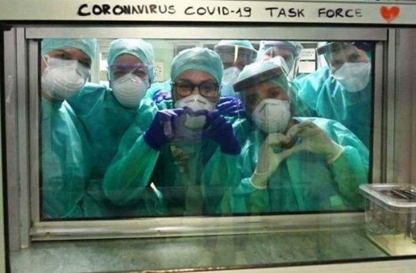 Real Heroes Who Fight Against Coronavirus (33 pics)