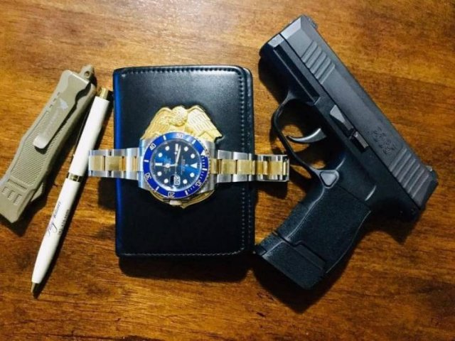 When You Can't Stop Posting Photos Of Your Expensive Watches (27 pics)
