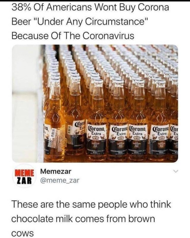 People Who Don't Know Much About Coronavirus (18 pics)
